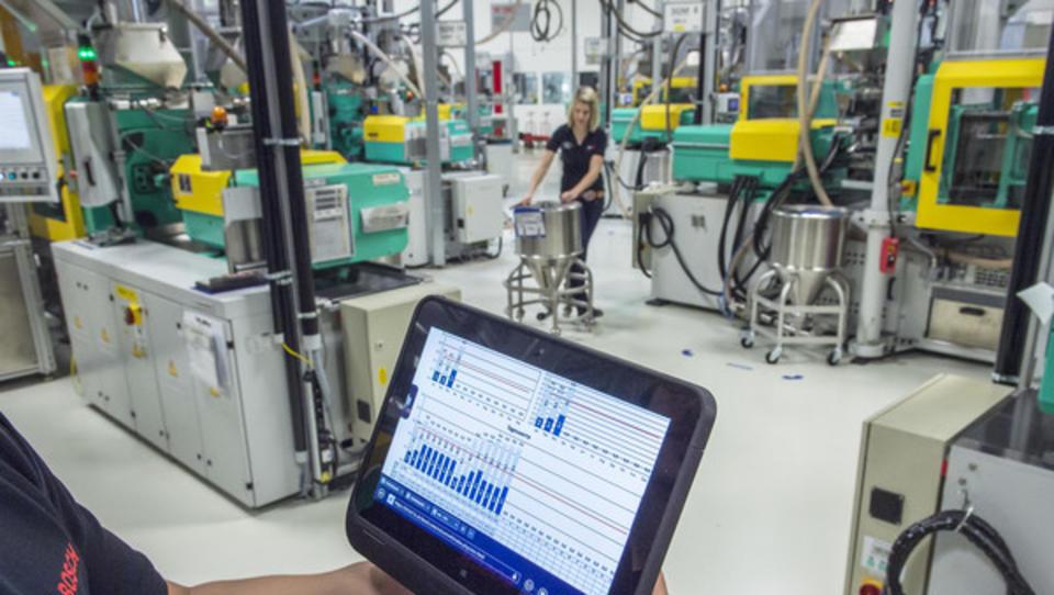 Neue Studie: Deutsche Mittelständler überraschen mit hohem Digitalisierungsgrad