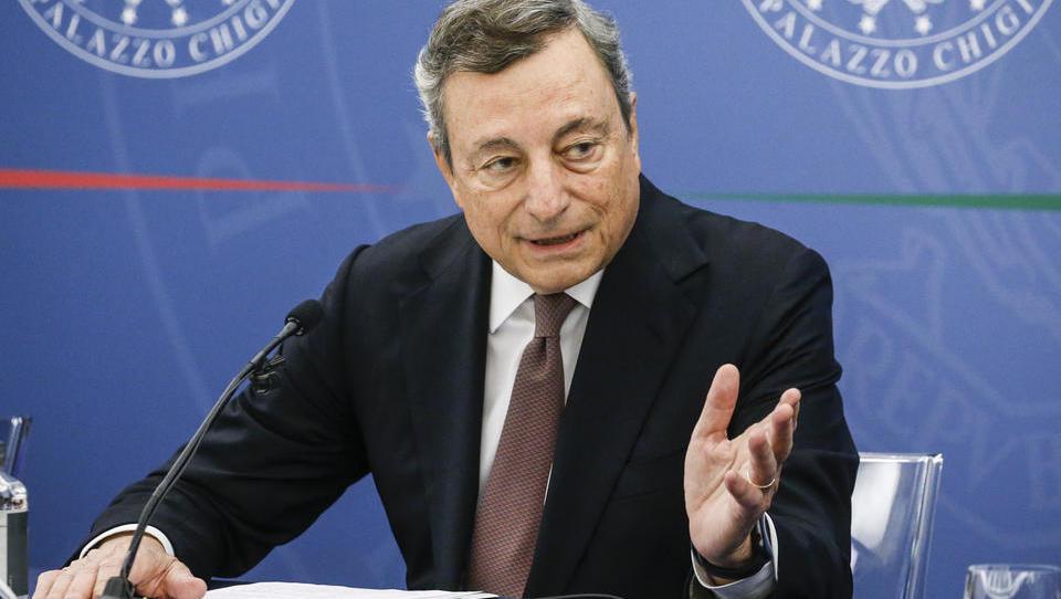 Minister: Draghi wird Regierung Italiens nicht zusammenhalten können