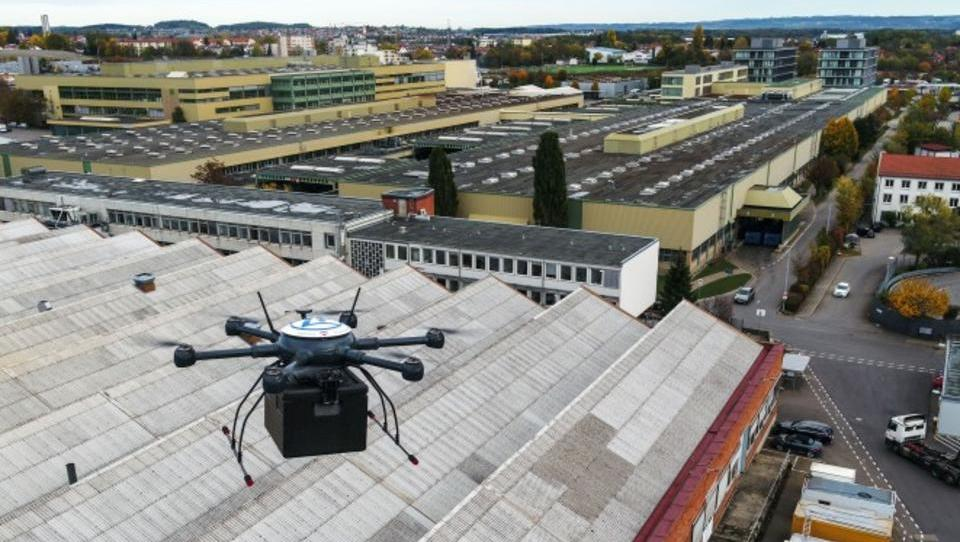 Ist die Investitions-Blase bei Drohnen geplatzt?