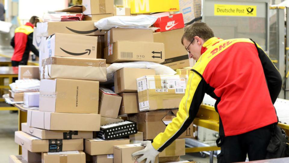 Pandemie schiebt Logistikmarkt für E-Commerce nach vorne
