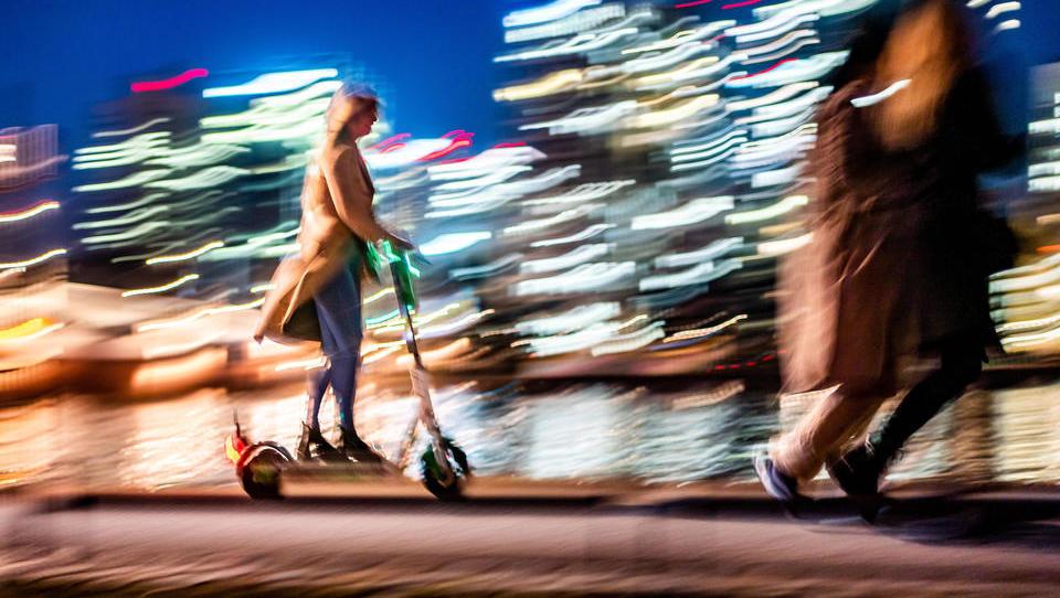 Mit deutschen Firmen: Wie der globale Markt für E-Zweiräder in astronomische Höhen explodiert