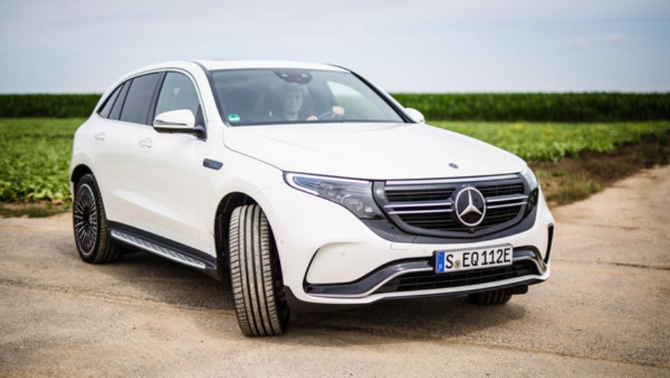 Trotz einer Werbung mit Superlativen: Erstes E-Auto von Daimler floppt vorerst