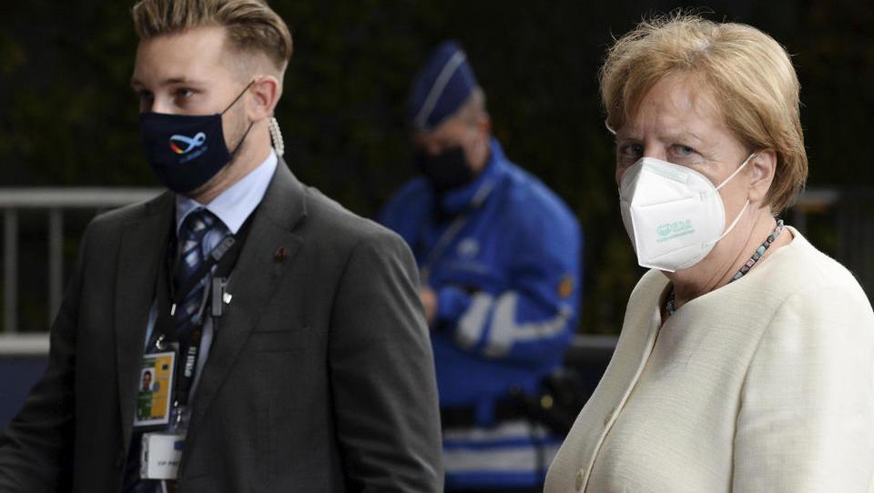 Merkel verurteilt Festnahme von Demonstranten in Weissrussland