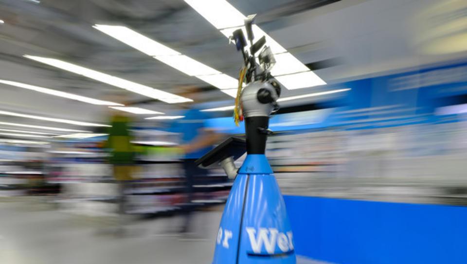 Wie die deutschen Einzelhändler beim Einsatz von KI international hinterher hinken