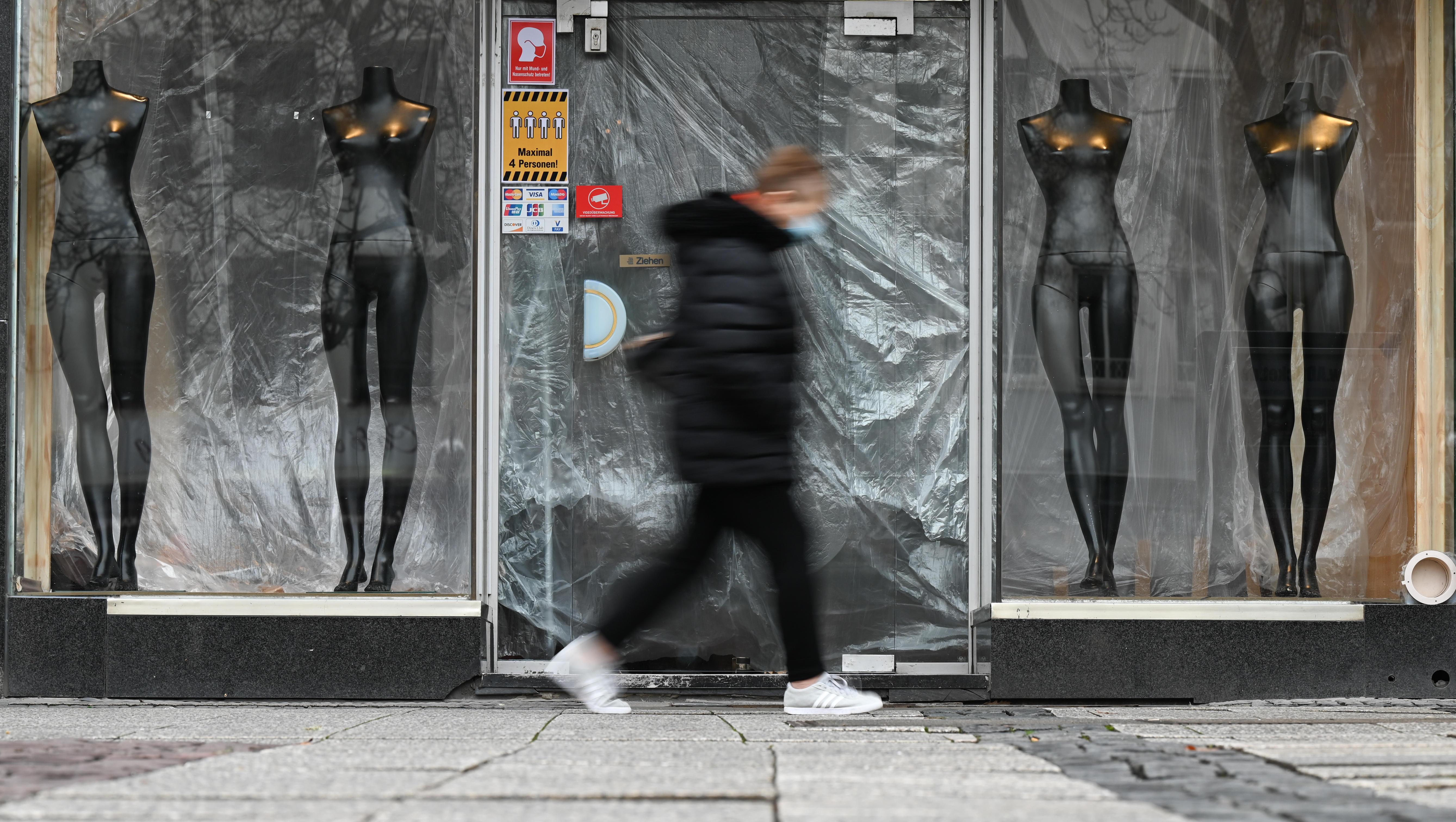 Shoppen statt Urlaub: Einzelhandel verzeichnete 2020 historisches Umsatzplus