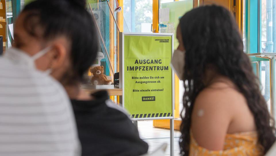 Mehrheit der Eltern in Deutschland will Kinder gegen Corona impfen lassen