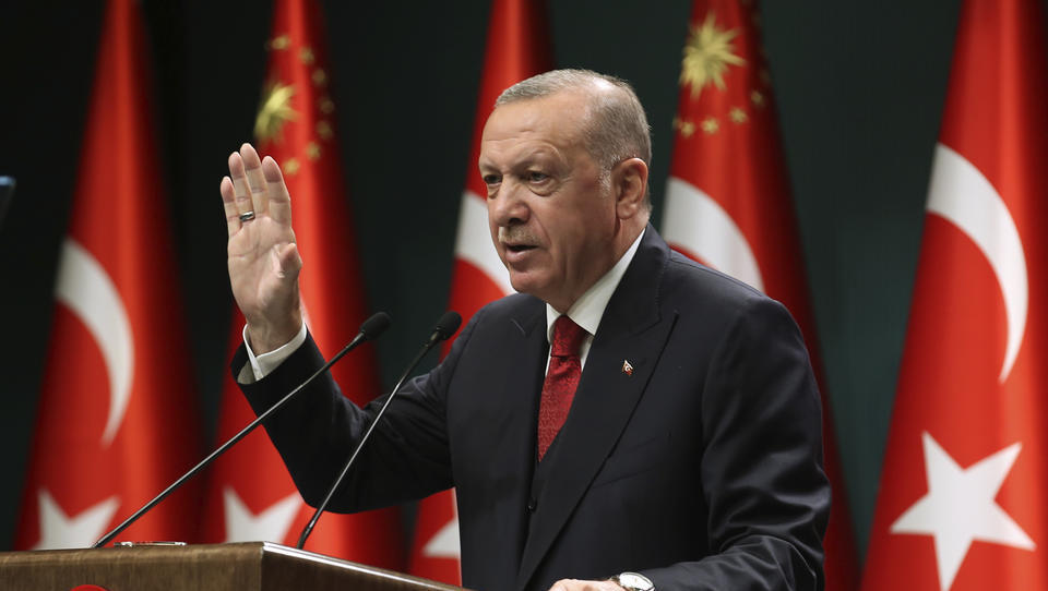 Nach Verzweiflungs-Tat: Türkische Zentralbank auf Konfliktkurs mit Erdogan