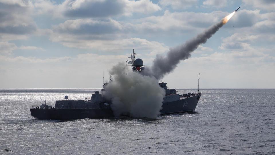Russland: Über 30 Kriegsschiffe starten Manöver im Kaspischen Meer