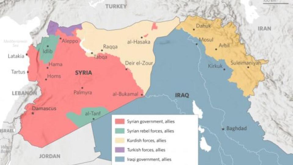 Syrien: Erdogan erkennt territoriale Ansprüche von Assad an