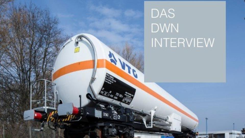 Schienen-Logistiker VTG will Deutschland flächendeckend mit LNG versorgen
