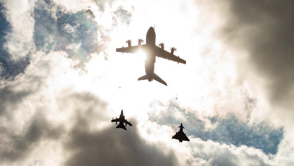 EU will ihre Verteidigungsprojekte für die USA öffnen