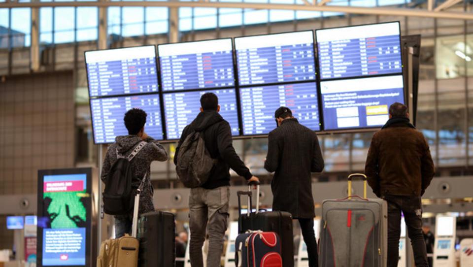 Neue Studie: Lufthansa glänzt im Weltvergleich mit Unpünktlichkeit