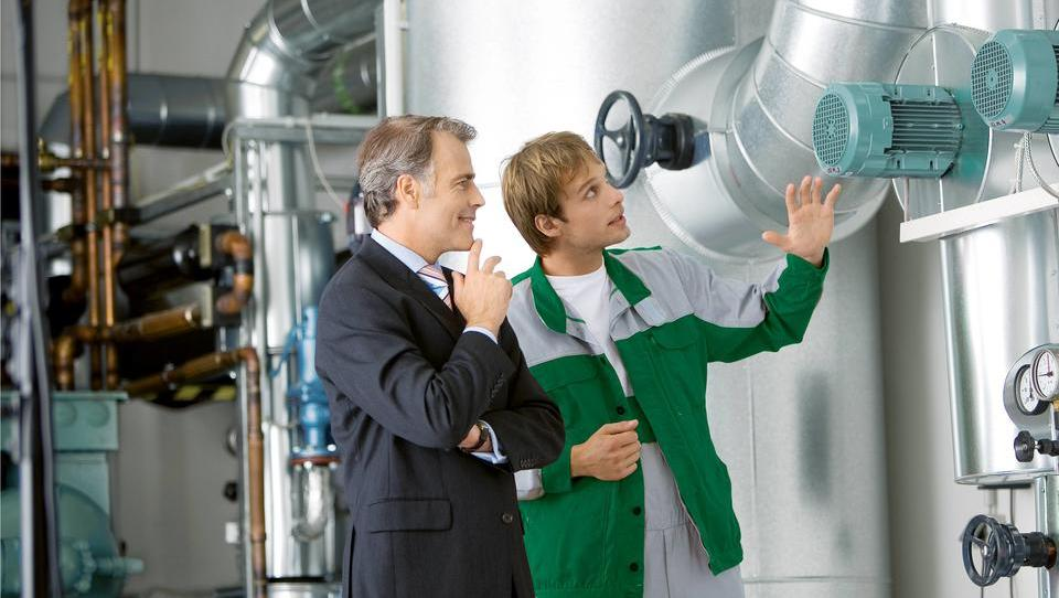 Energiesparen im Betrieb: Einfache Maßnahmen senken Stromkosten deutlich