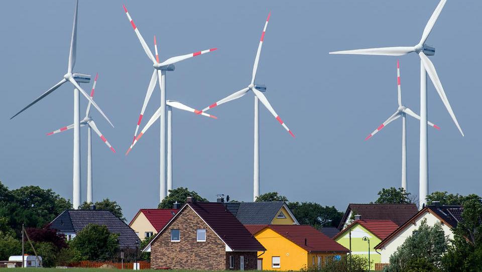 Nordrhein-Westfalen gibt Windkraft neuen Schub