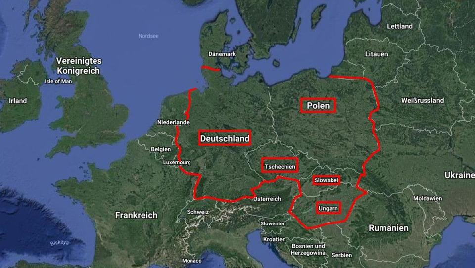 Helmut Kohls Vermächtnis: Deutschland muss Osteuropa an sich binden
