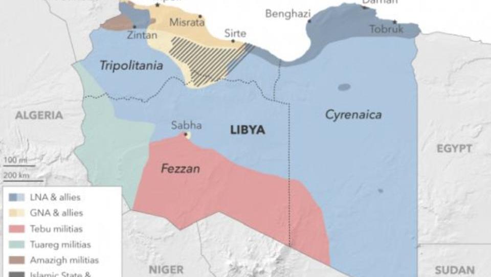 Militärische Eskalation in Libyen treibt den Ölpreis