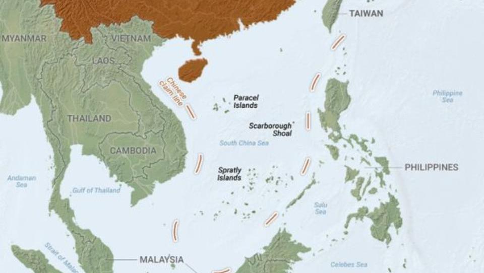 China militarisiert das Südchinesische Meer, um Handelswege zu sichern