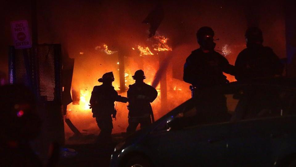USA: Geplünderte Handelsketten solidarisieren sich mit den Plünderern