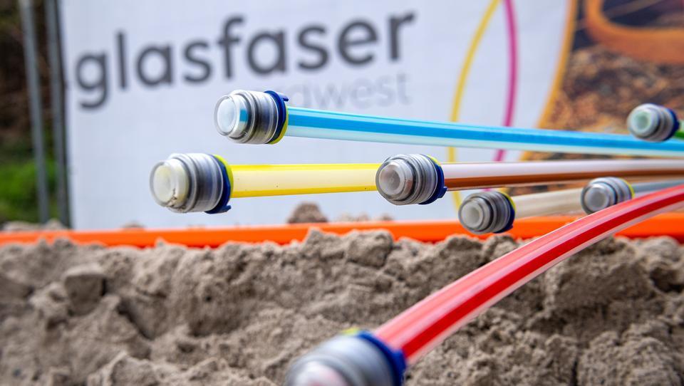 Deutsches Glasfaser-Netz: Jetzt fließt Geld für Millionen weiterer Anschlüsse
