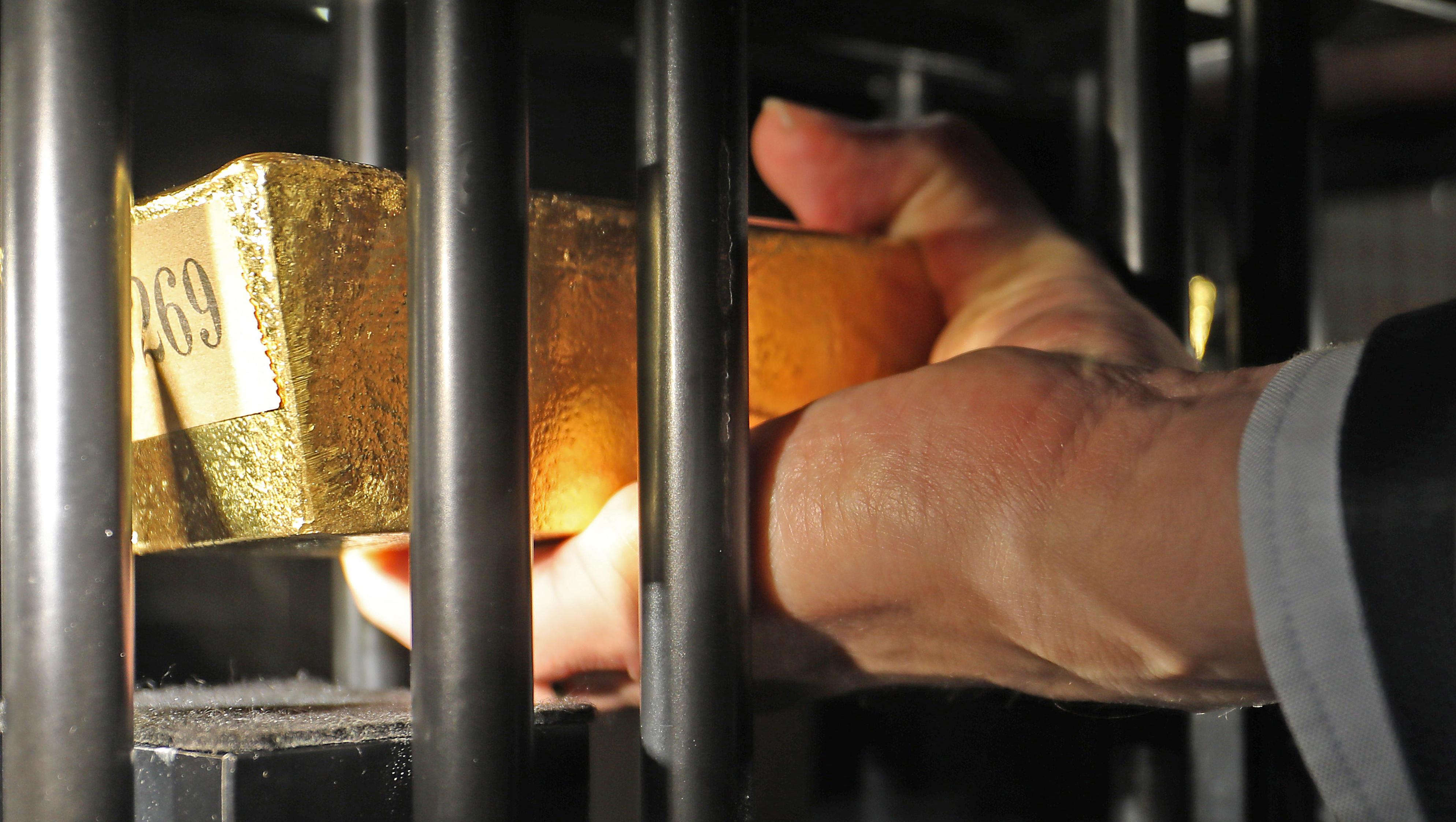 Gold-ETFs sind kein Schutz gegen eine Bankenkrise