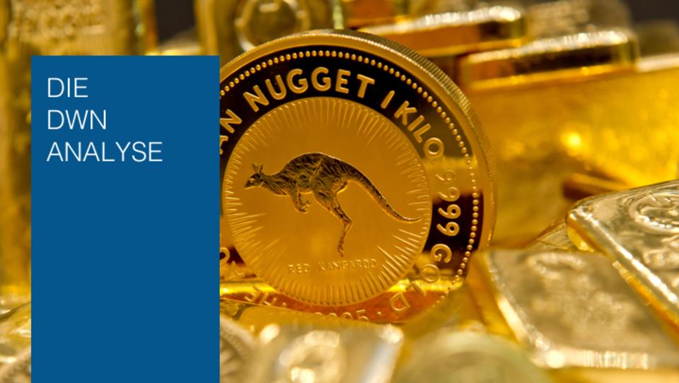 Was den Goldpreis über 1800 Dollar getrieben hat