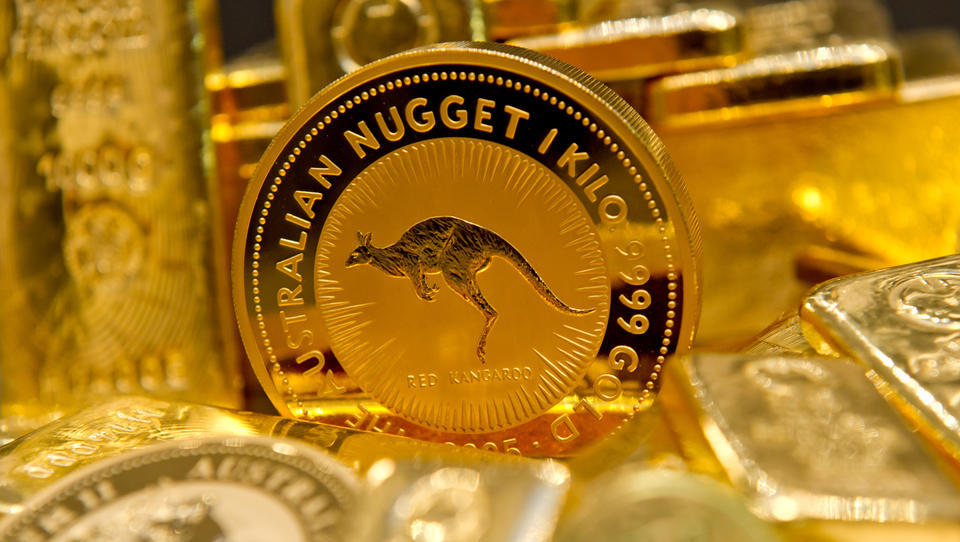 Goldpreis setzt Höhenflug fort, steigt über 1900 US-Dollar