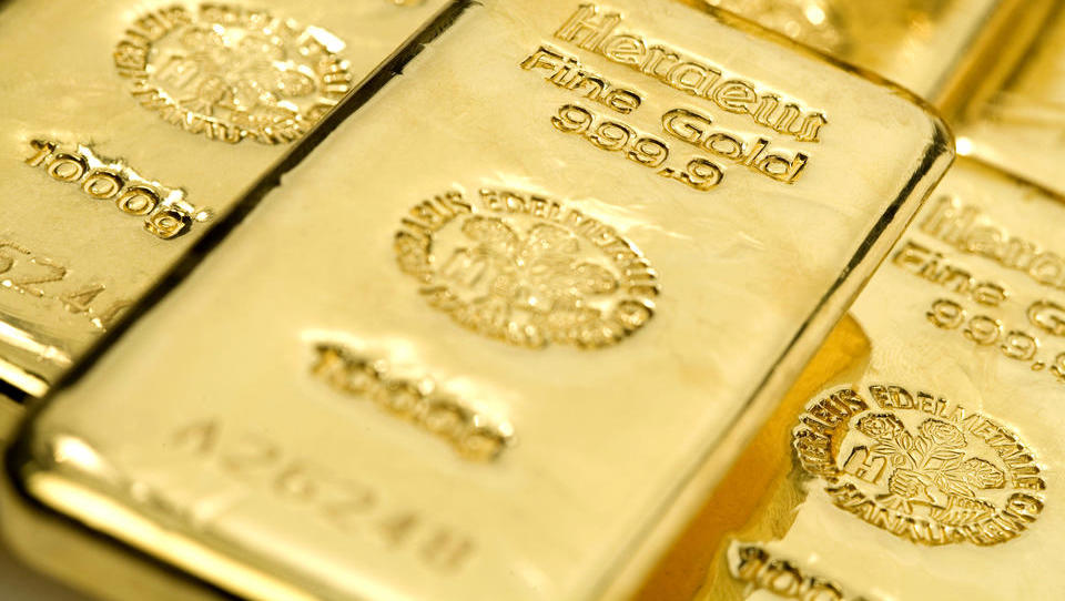 Anleger investieren so stark in Gold-ETFs wie nie zuvor