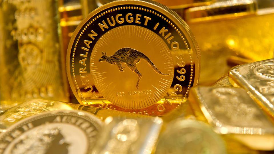 Goldpreis steht vor höchstem Monatsgewinn seit Jahren