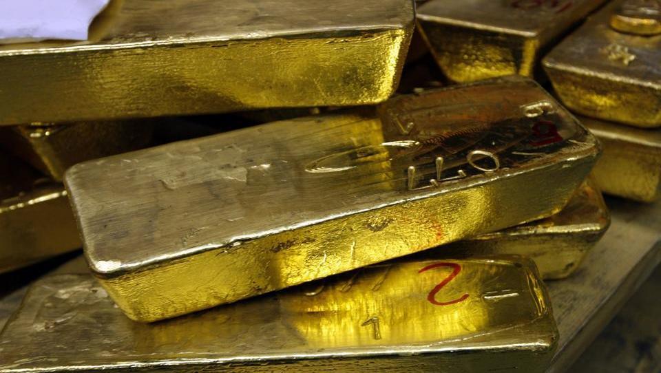 Corona-Krise führt zu größtem Gold-Transfer aller Zeiten