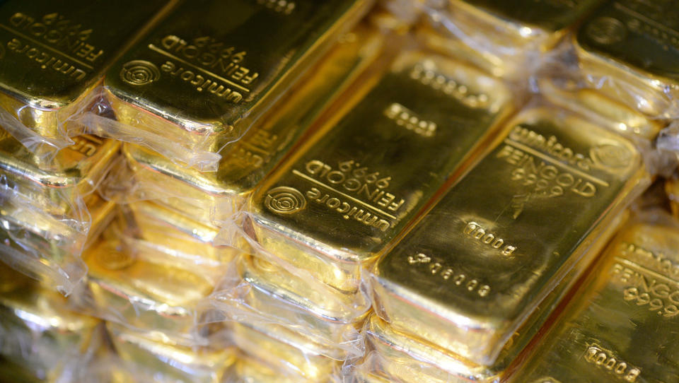 Wegen Niedrigzinsen und Krise: Goldschatz der Deutschen ist so groß wie nie
