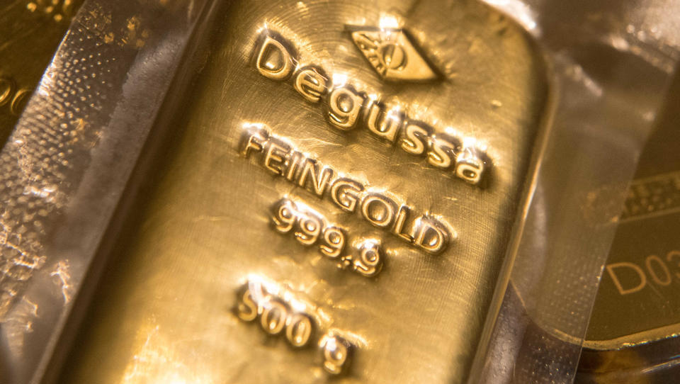 Historisches Jahr für mit Gold hinterlegte Börsenfonds war erst der Anfang