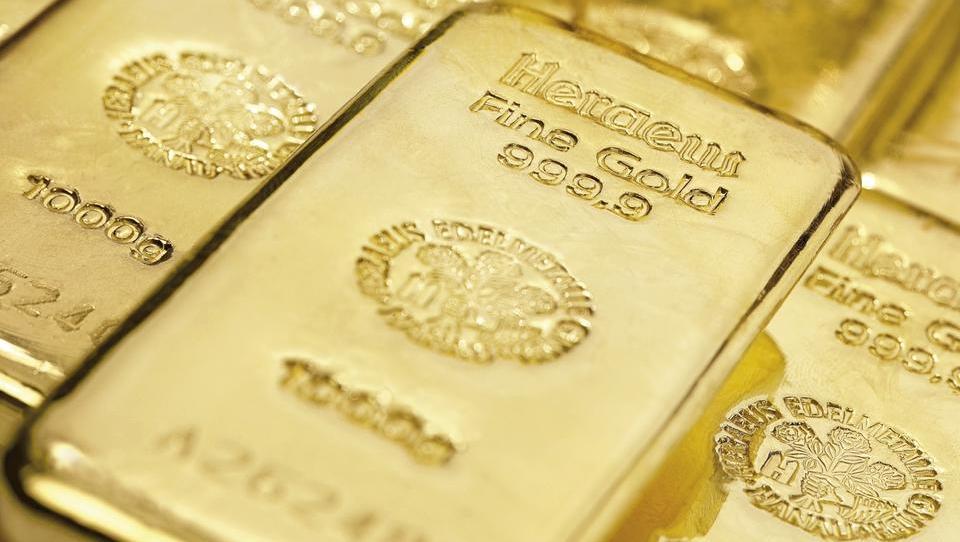 Börsenfonds haben im Januar wieder verstärkt Gold gekauft