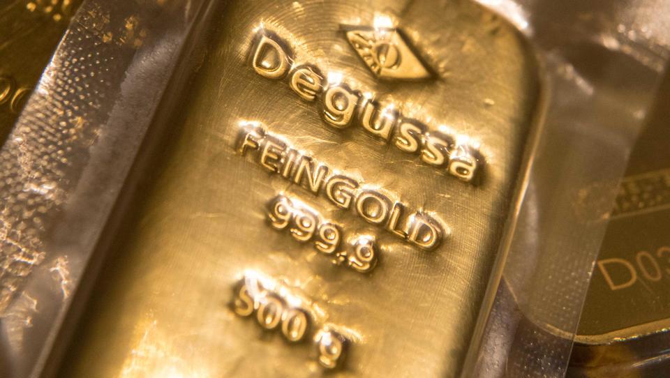 Der Grund für den sinkenden Goldpreis liegt in China