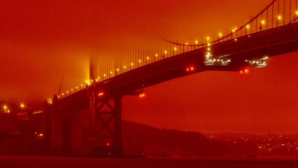 Verheerende Brände an der US-Westküste erreichen Rekord-Ausmaße