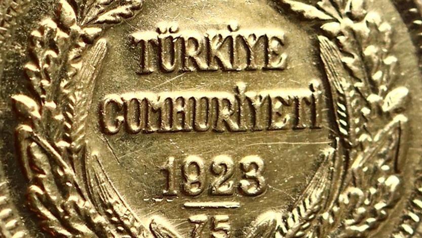 Nachfrage reißt nicht ab: Die Türkei produziert mehr Goldmünzen als jedes andere Land der Welt