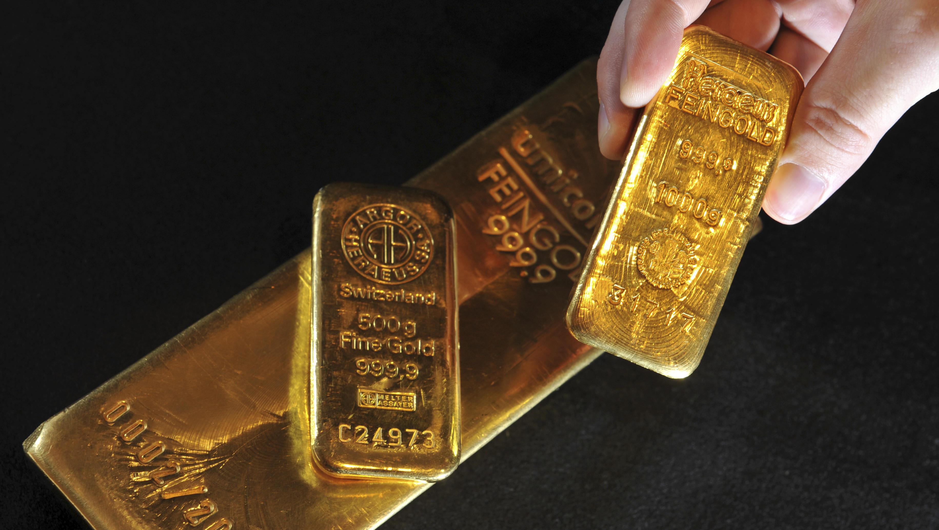 Goldpreis verzeichnet schlechtesten Monat seit 2016