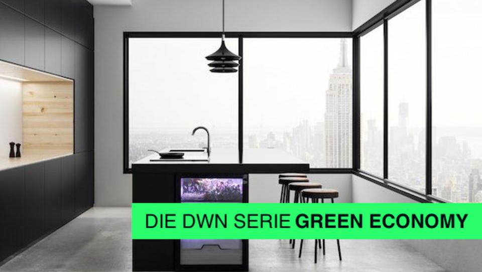 Deutsches Startup bringt Kräutergärten ins Wohnzimmer
