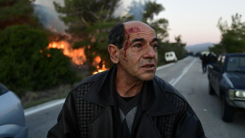 Griechenland: Gewaltsame Proteste gegen Bau von Migranten-Lagern