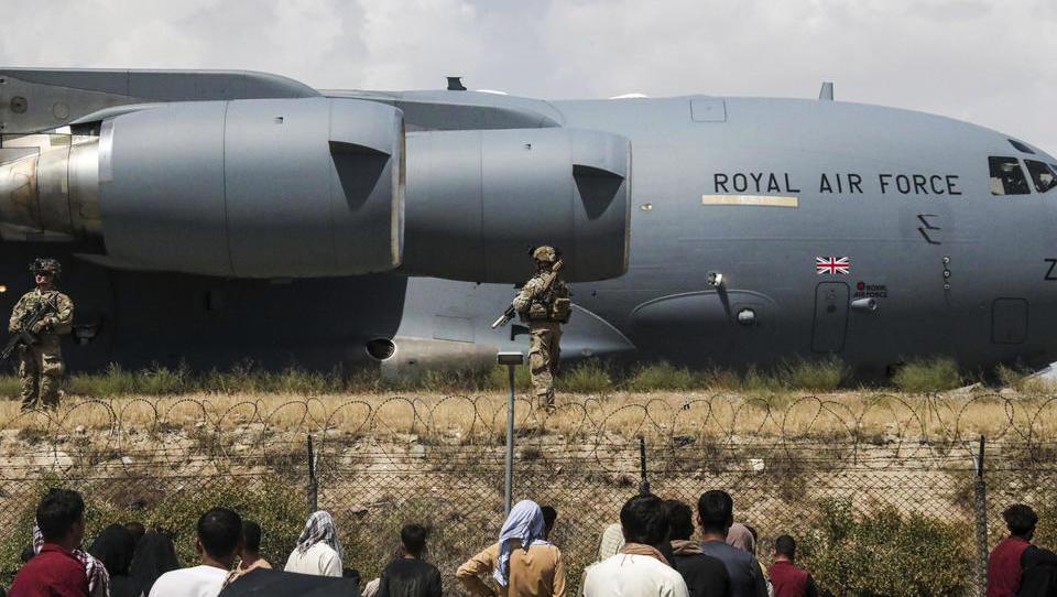 Briten wollen Biden von längerer Mission in Kabul überzeugen