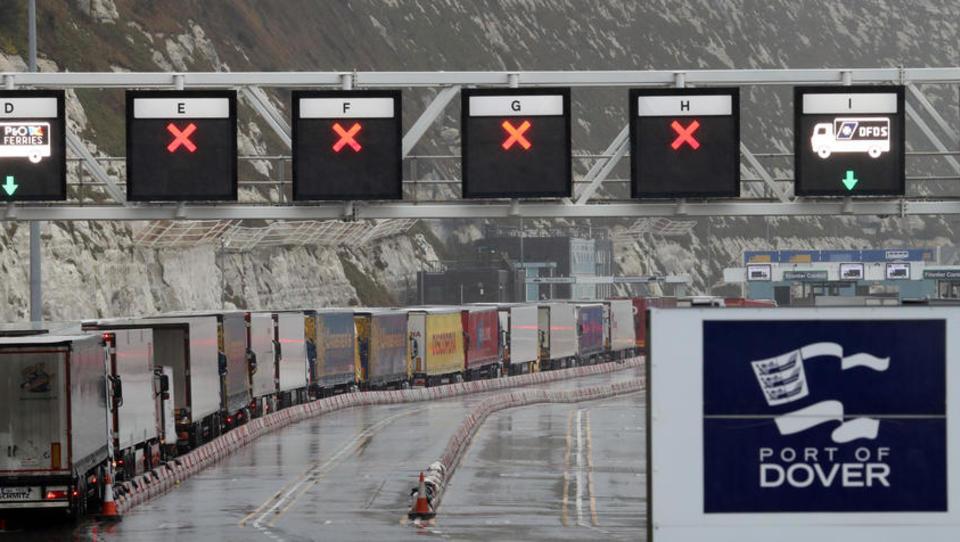 100 Tage Brexit: Deutsche Firmen wollen Handel mit Großbritannien sogar ganz einstellen