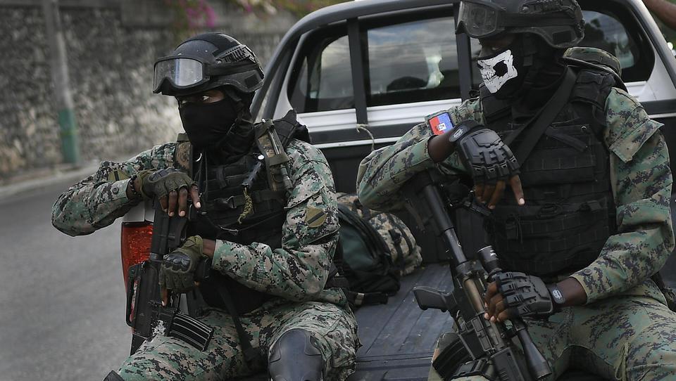 Präsidentenmord in Haiti: Mutmaßlicher Auftraggeber festgenommen