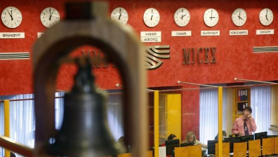 Trotz US-Sanktionen: Russische Börsen wachsen derzeit zweistellig
