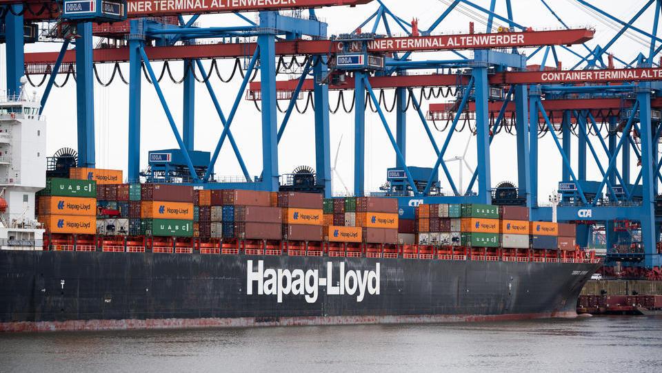 Reederei Hapag-Lloyd verachtfacht operatives Ergebnis