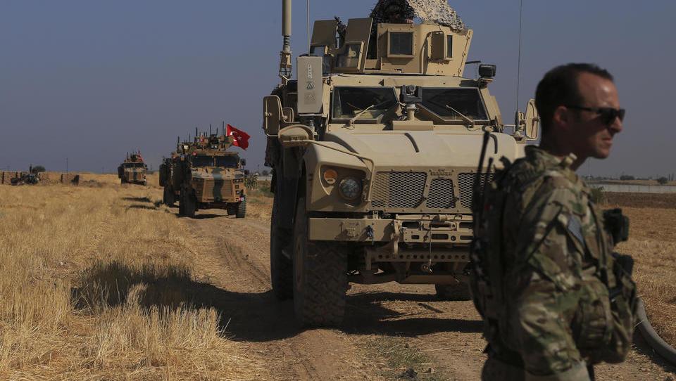 Hinweise auf türkischen Militäreinsatz in Syrien nehmen zu