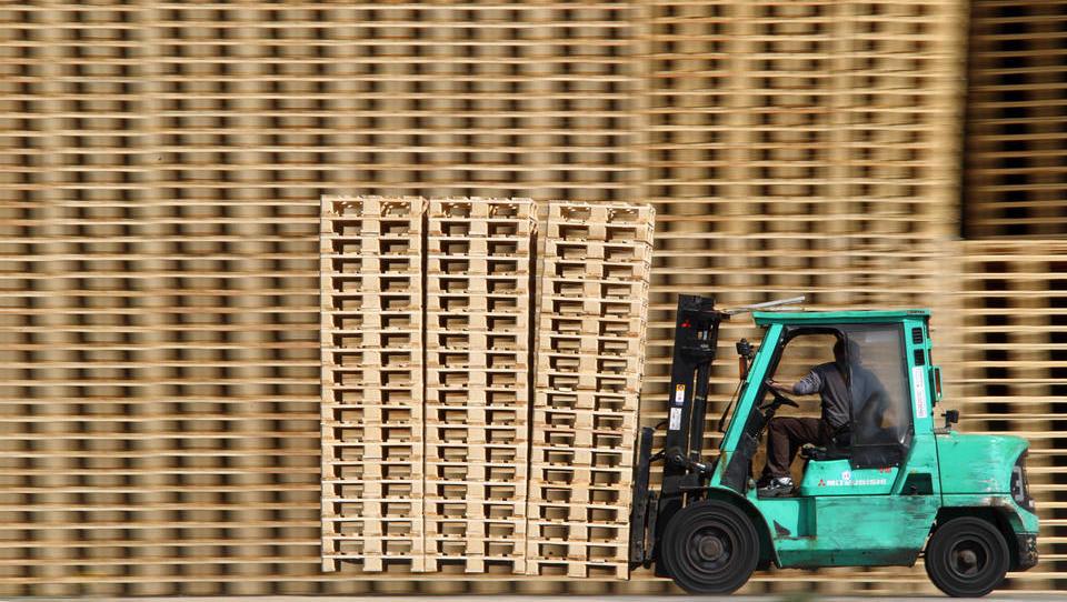 Holzpreis-Explosion erwischt Produzenten auf falschem Fuß
