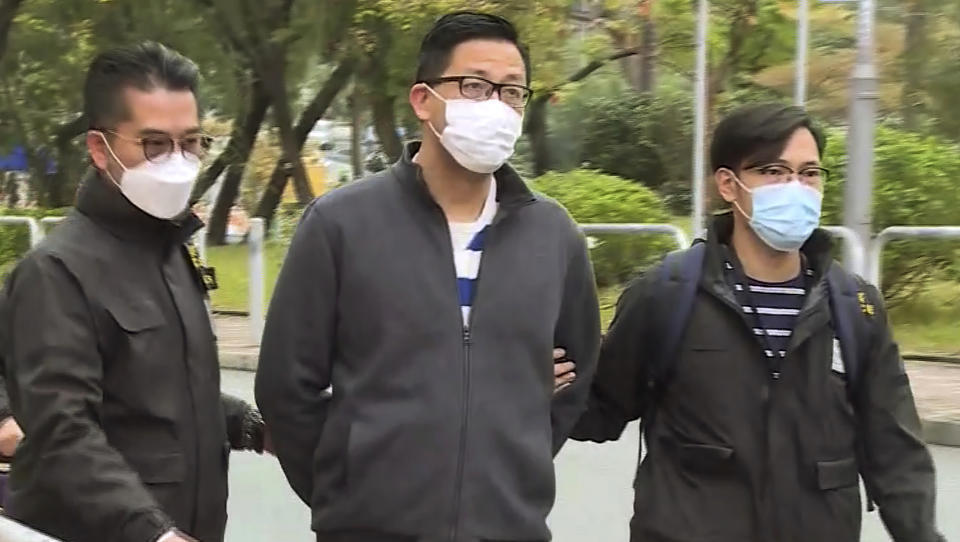 Schwerer Schlag gegen Opposition: 50 Festnahmen in Hongkong