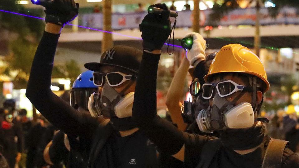 Hongkong: Proteste treiben Downloads von Telegram-App