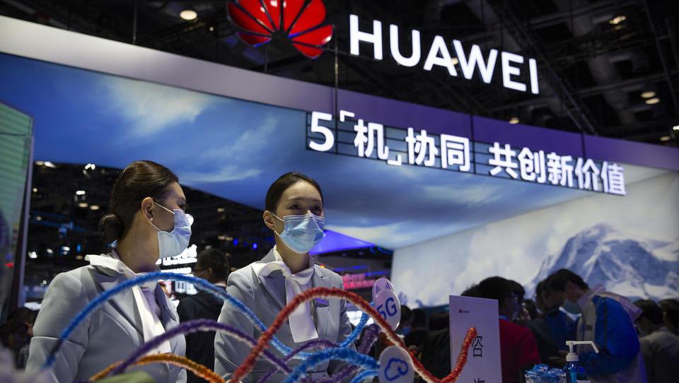 Neues Huawei-Handy wird Chinas digitalen Yuan unterstützen
