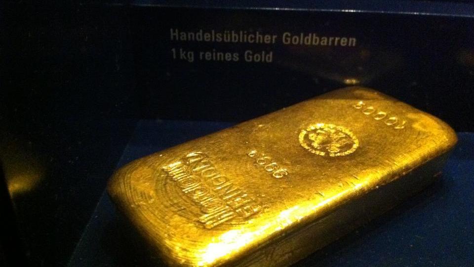 Auch Österreichs Gold lagert im fernen London