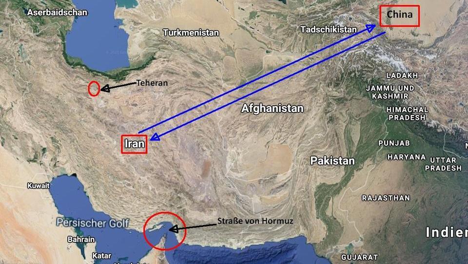 Iran: Supermacht der Antike - und noch immer fast unbezwingbar